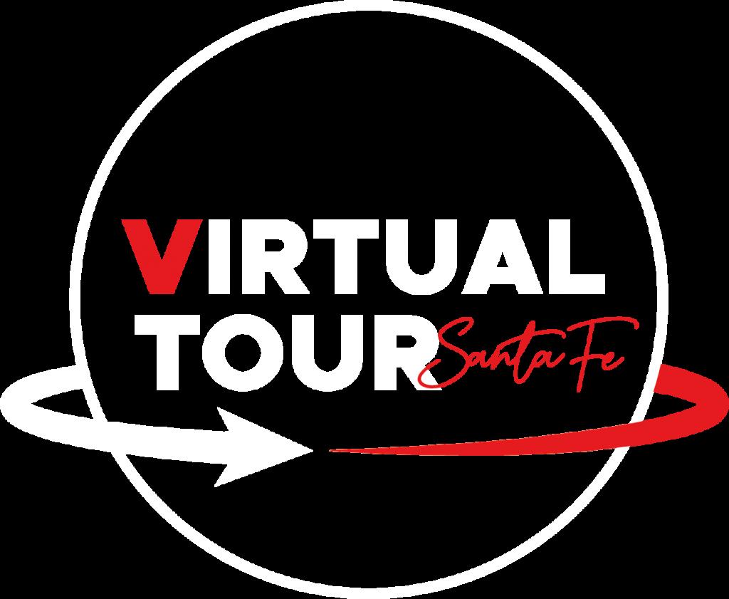 VIRTUAL TOUR LOGO (PNG Fondo Oscuro)